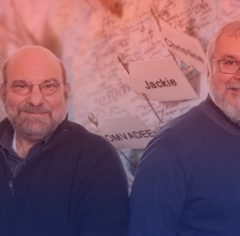 Drs. Larry Danziger and Keith Rodvold